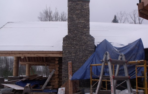 Lodge Chimney